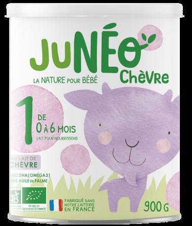 lait infantile de chèvre 1er age