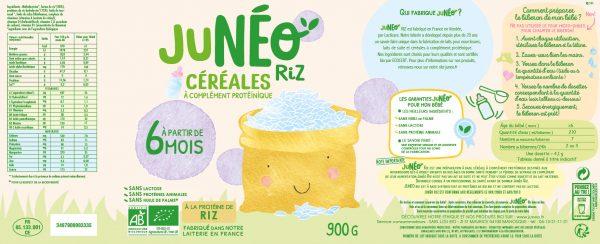 juneo riz cereales