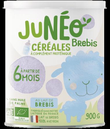 lait infantile de brebis dès 6 mois