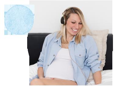 femme enceinte podcast